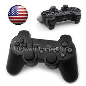 For Sony PS3 6 Axis DualShock Wireless Bluetooth Game Controller PlayStation