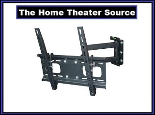 Brick Block Full Motion Wall Mount Bracket Fits 32 37 40 42 46 inch LCD LED TV