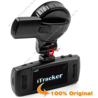 Samoon Ambarella A2S60 GS6000 HD 1080P Car Dash Cam Camera DVR GPS iTracker