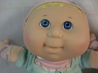 Cabbage Patch Kids Dolls Teeny Tiny Preemie Twins Mint