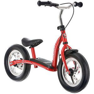 Schwinn Boys Girls Kids Ride on Toy Balance Red Bike Bicycle Beginner S1289TR
