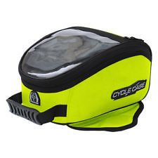 Cycle Case H Viz Compact GPS Magnetic Base Tank Bag Motorcycle Sportbike Street