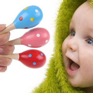 Infant Baby Kids Toys Rattles Sand Hammer Party Pavor Sound Toys Random Color