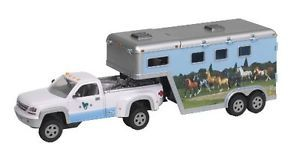 Breyer Animal Rescue Truck and Trailer Kids Children Games Figures Action s Toy