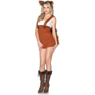 Foxy Lady Adult Costume Anime Fox Animal Sexy Leg Avenue Leg Ave