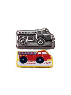 Fire Truck Cake Pan Each