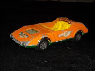 Vintage Matchbox Speed Kings K 42 Nissan 270X 1972