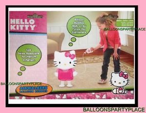 Hello Kitty Airwalkers Buddies Balloon Birthday Party Supplies Decorations Buddy