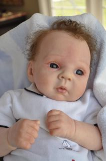 "So Real Beautiful Reborn Baby Doll ""MIA""Adrie Stoete"