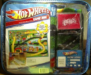 Hot Wheels Game Rug Car Crash Wall