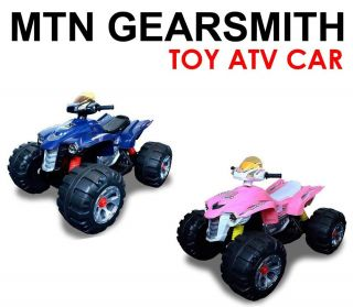 Brand New 12V Battery Powered Electric Kids Ride on Toy ATV Car 4 Wheel