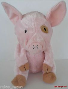 Plush Piggy If You Give Pig Pancake Kohl's Cares Kids Stuffed Animal Soft Toy