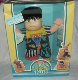 Cabbage Patch Kids Doll Dean Clayton 1990 ORG Box Hasbro