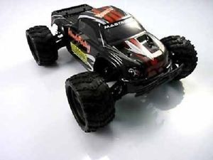 R C 4WD Brushless Kids Electric RC Truggy Remote Control Truck Toy Radio Monster
