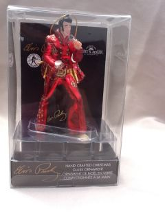 Kurt Adler Elvis Ornaments