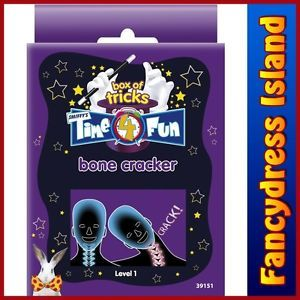 Time 4 Fun Magic Tricks Bone Cracker Fast Post Kids Toys