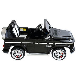 New 12V Kids Electric Car Mercedes Benz Ride on Toy Truck G55 AMG Remote Control
