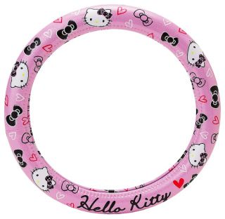 New Sanrio Hello Kitty Car Steering Wheel Cover 2011
