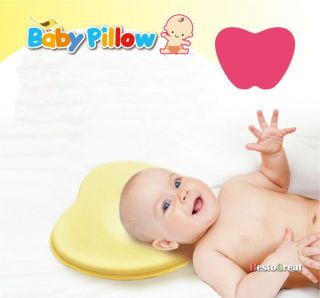 Baby Infant Toddler Kids Safey Health Pillow Sleep Head Flat Positioner