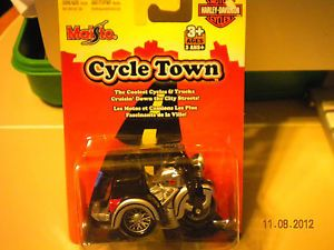 Harley Davidson Kids Toy Motorcycle Trike Bike Electra Glide New Ages 3