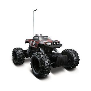 Radio Remote Control Car Rock Crawler Monster Truck Vehicles Toys Kids Children