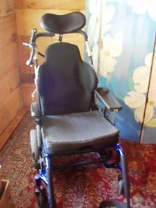 High Quality Quickie Customized Adjustable Multiple Position Wheel Chair