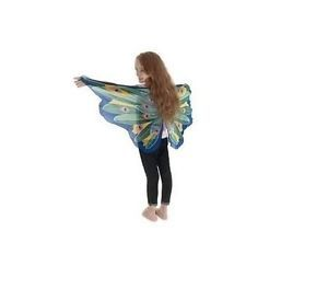 Douglas Dreamy Dress UPS Fabric Peacock Wings Kids Boys Girls Children Costume