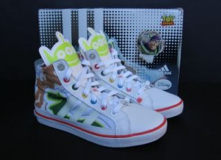 Adidas Disney Toy Story 3 Shoes Kids Girls 6 JP 245