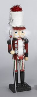 Kurt Adler Christmas Woodenhollywood Nutcracker Soldier