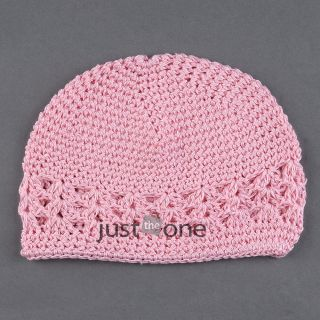 10 Color Baby Girl Kid Knit Crochet Beanie Kufi Hat Cap
