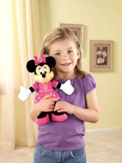 New Fisher Price Disneys Minnie Mouse Plush Singer