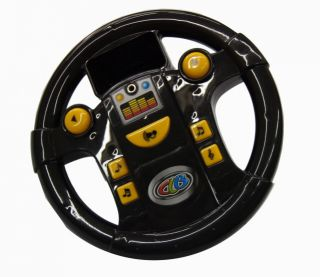 Ride on Part Replacment Steering Wheel for Kids Ride on Power Car Steering Wheel