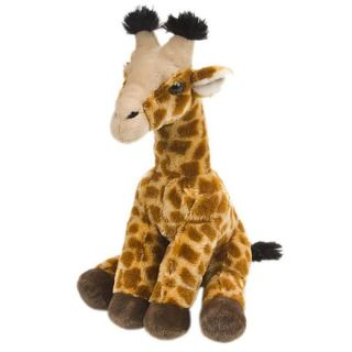 "Giraffe Baby Soft Plush Toy Stuffed Animal Wild Republic New 11"" 28cm"