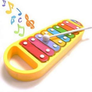 1pcs New Baby Toy Kids Toy 8 Note Xylophone Musical Toy Wisdom Clever for Baby