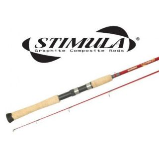 Shimano Stimula 2 Piece Spin Rod 6 Feet 6 inch Medium Heavy Stimula Spin Rod