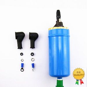 Universal High Performance Auto in Tank Electric Fuel Pump Install Kit