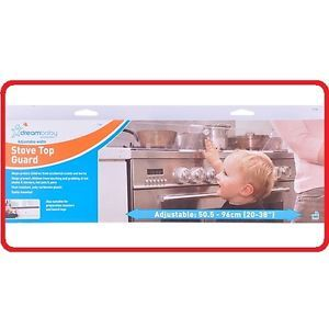 ★ Dream Baby Home Safety Enhanced Stove Oven Lock Guard ★