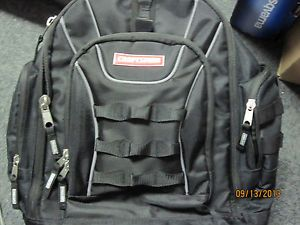 Craftsman Heavy Duty Backpack for Tool Set Rubber Bottom Heavy Padding Pocket