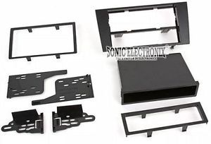 Metra 99 9105 2000 2001 Single Double DIN Audi A4 Installation Dash Kit