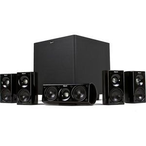 Klipsch HD Theater 600 HD600 5 1 Channel Home Theater Speaker System