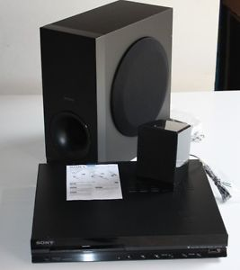 Sony Dav TZ140 5 1 Channel Home Theater System DVD Player Subwoofer