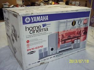 Yamaha DVX C310SL 5 1 Channel Home Theater System