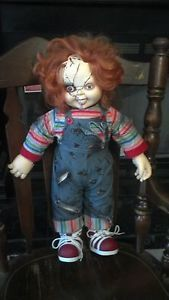 "24"" Chucky Doll Childs Play Prop Halloween Movie Horror"