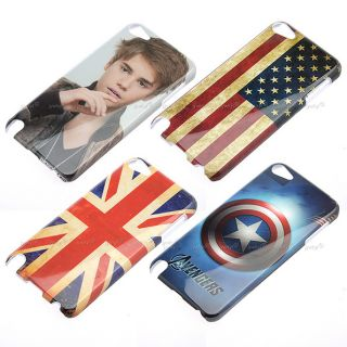 Captain America iPod Touch Case