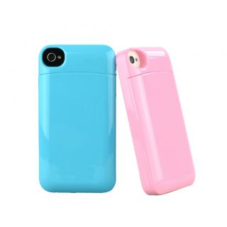 Hybrid Hard Cover Case for iPhone 4 4S