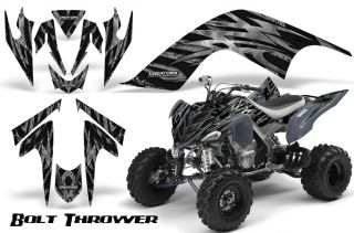 Yamaha Raptor 700 Graphics Kit Decals Stickers Creatorx BTS