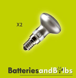 X2 30W Ses R39 E14 Lamp Light Bulbs Lava Lamp Reflector
