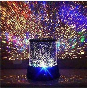 LED Star Beauty Colorful Night Sky Light Lamp Lighting Projector Holiday Gifts