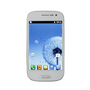 Unlocked Dual Sim WiFi 4 0 Android Touch Screen Smart Cell Phone at T Mobile GSM