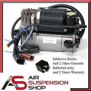 Compressor Air Suspension 4E0616007 Audi A8 4E0616005 Air Ride Pump